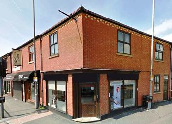 Thumbnail Retail premises for sale in Radcliffe M26, UK