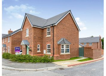 Thumbnail 4 bed detached house for sale in Y Dolydd, Aberdare