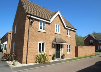 Thumbnail 3 bed detached house for sale in Red Kite View, Calvert, Buckingham