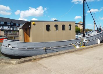 Thumbnail 2 bed houseboat to rent in Standard Quay, Faversham