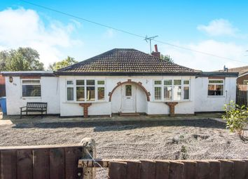 Thumbnail 4 bedroom detached bungalow for sale in Brecks Road, Retford