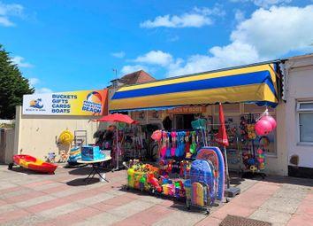Thumbnail Retail premises for sale in Dartmouth Road, Paignton