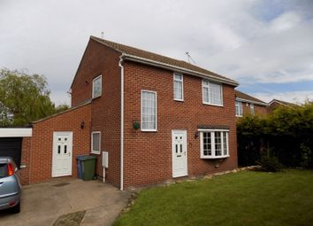 Thumbnail 3 bed detached house for sale in The Paddocks, Beckingham, Doncaster
