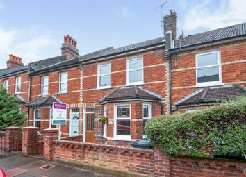 3 bed terraced house for sale in Hurst Road, Eastbourne BN21