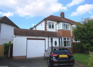 Thumbnail 3 bedroom semi-detached house for sale in Bhylls Lane, Castlecroft, Wolverhampton