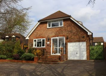 Thumbnail 4 bed detached house for sale in Spekes Road, Hempstead, Gillingham, Kent