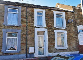 Thumbnail 2 bed terraced house for sale in Clydach Road, Swansea
