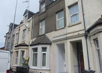 Thumbnail 2 bed flat for sale in Ninian Park Road, Cardiff