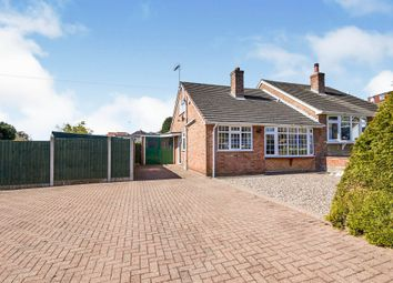Thumbnail Semi-detached house for sale in Enderby Rise, Horninglow, Burton-On-Trent