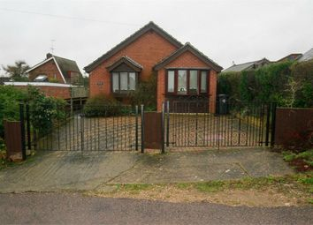 Thumbnail 4 bedroom detached bungalow for sale in Hill Road, Reydon, Southwold, Suffolk