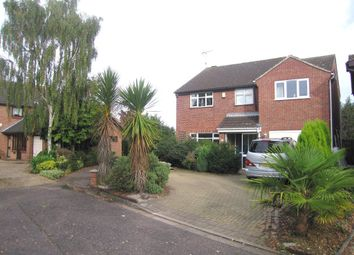 Thumbnail 5 bed property to rent in Harrison Close, Bretton, Peterborough