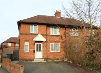 Thumbnail 3 bed semi-detached house for sale in Hafren Close, Shrewsbury