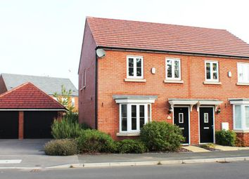 Thumbnail 3 bed semi-detached house to rent in Chilton Field Way, Chilton, Didcot