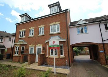 Thumbnail 3 bedroom town house for sale in Masterson Grove, Kesgrave, Ipswich
