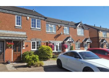 Thumbnail 2 bedroom terraced house for sale in Tanacetum Drive, Walsall
