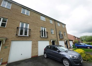 Thumbnail 4 bed town house for sale in 19, Pearl Gardens, Warsop