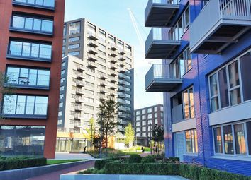 Thumbnail 1 bed flat for sale in Albion House, City Island, Canary Wharf, London