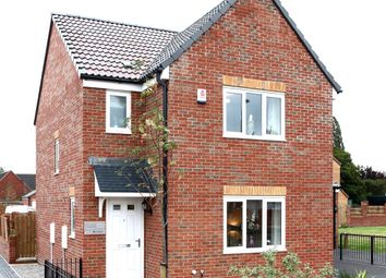 "Thumbnail 3 bed detached house for sale in ""The Hatfield"" at Low Street, Sherburn In Elmet, Leeds"