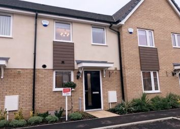 Thumbnail 2 bedroom terraced house to rent in Oakthorpe, Hampton Centre, Peterborough