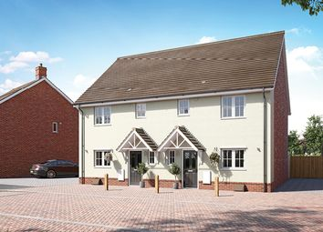 """Thumbnail 3 bed property for sale in """"The Evesham"""" at Factory Hill, Tiptree, Colchester"""