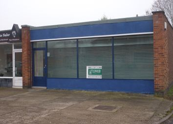 Thumbnail Retail premises to let in Woodstock Road, Stapleford Nottingham
