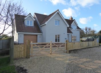 Thumbnail 4 bed detached house for sale in Blythburgh Road, Westleton, Suffolk