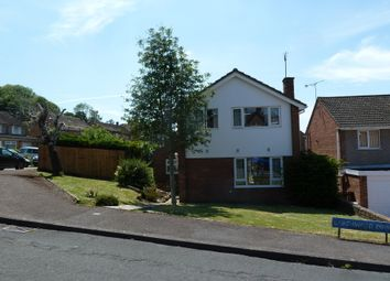 Thumbnail 3 bed detached house for sale in Larchwood Drive, Gloucester