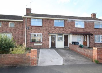 Thumbnail 3 bedroom terraced house to rent in Saxon Road, Bridgwater