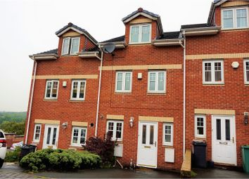 Thumbnail 3 bed terraced house for sale in Crow Nest Mews, Leeds