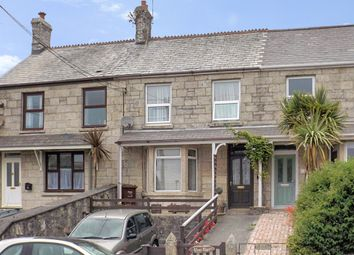 Thumbnail 3 bed terraced house for sale in St. Georges Road, Nanpean, St. Austell