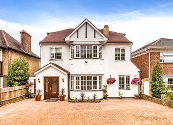 Thumbnail 6 bed detached house for sale in Elms Road, Harrow Weald, Harrow
