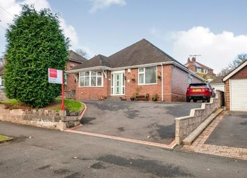 Thumbnail 4 bed bungalow for sale in Stafford Avenue, Clayton, Newcastle Under Lyme, Staffs