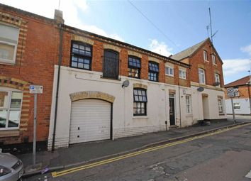 Thumbnail 2 bed town house for sale in Spencer Road, Northampton