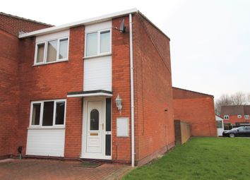 Thumbnail 4 bed end terrace house to rent in Granary Road, Wolverhampton
