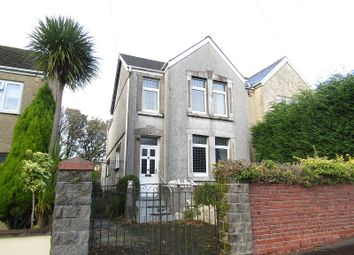Thumbnail 2 bed semi-detached house for sale in Mynydd Garnllwyd Road, Morriston, Swansea, City And County Of Swansea.