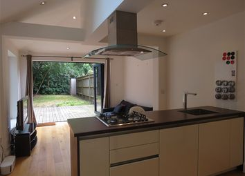 Thumbnail 1 bed flat to rent in Stradella Road, London