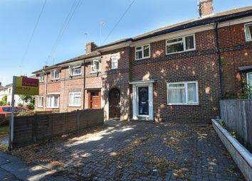 Thumbnail 3 bedroom terraced house for sale in Morrell Avenue, Oxford OX4,