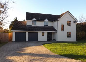 Thumbnail 4 bed detached house to rent in The Spinney, Cheltenham