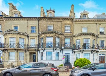 Thumbnail 2 bed flat for sale in Kirkley Cliff, Lowestoft