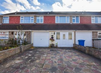 Thumbnail 3 bed terraced house for sale in Nursery Road, Great Cornard, Sudbury, Suffolk
