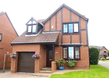 Thumbnail 3 bedroom detached house for sale in Dunlin Road, Hartlepool