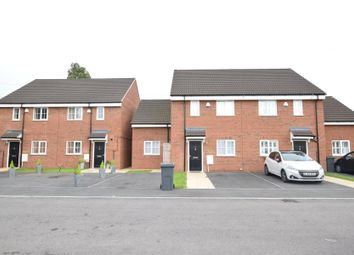 Thumbnail 4 bed end terrace house to rent in Macs Close, Bath Road, Padworth, Reading