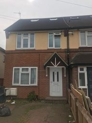 Thumbnail 2 bed terraced house to rent in Boleyn Avenue, Enfield