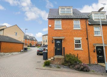 Thumbnail 3 bed town house for sale in Mozart Way, Churwell, Morley, Leeds