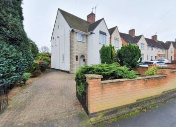Thumbnail 3 bed semi-detached house for sale in Thurlington Road, Leicester