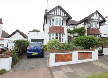 Thumbnail 3 bed semi-detached house for sale in Medway Crescent, Leigh-On-Sea