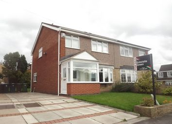 Thumbnail 3 bed semi-detached house to rent in Cadwell Road, Lydiate, Liverpool