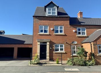 Thumbnail 3 bed terraced house for sale in Isherwoods Way, Wem, Shrewsbury