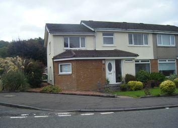 Thumbnail 4 bed semi-detached house for sale in Lomond Road, Wemyss Bay, Wemyss Bay