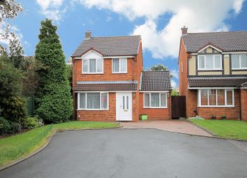 3 bed detached house for sale in Lyndale, Wilnecote, Tamworth B77